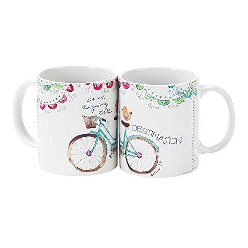 bicycle coffee mug - 8