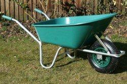 County Countryman Wheelbarrow 130L
