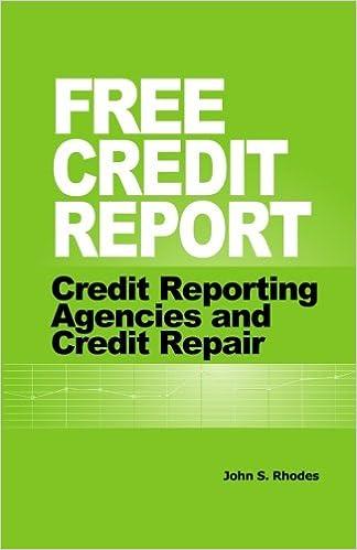 Free Credit Reports >> Free Credit Report Credit Reporting Agencies And Credit