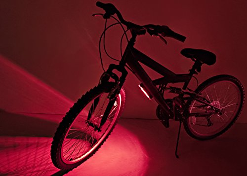 Brightz, Ltd. Red Go Brightz LED Bicycle Accessory Light