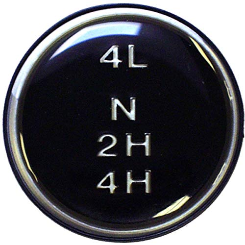 th Dana 300 Transfer Case Shift Knob Insert ()