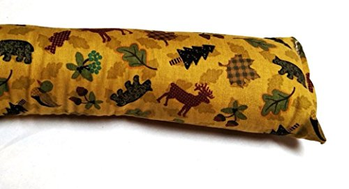 Balsam Fir Decorative Weighted Draft Stoppers, Northwoods by Paine Products