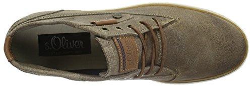 Oliver s 15201 440 Nut Braun Herren Sneakers TPwWdqFP