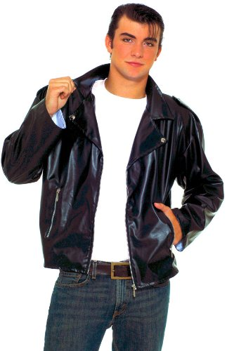 Greaser Jacket Adult Costume - Standard