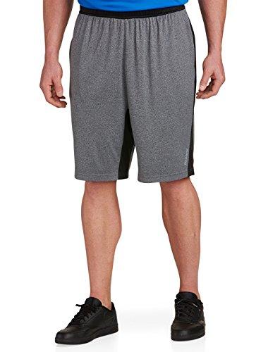 Reebok Speedwick Knit Force Shorts Grey 3XL