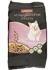 animonda Vom Feinsten Deluxe Kitten kattenvoer, droogvoer voor katten in de groei, met gevogelte