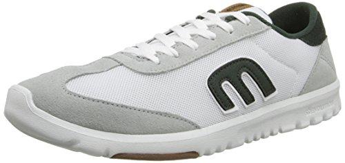 SC Grey Light LO 135 Weiß White Skateboardschuhe CUT Grau Herren Etnies 1An7HRw