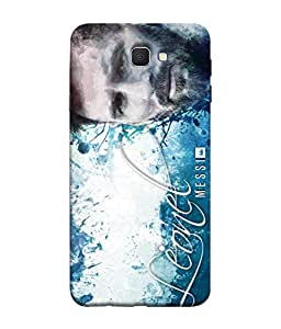 ColorKing Football Messi Argentina 07 Multi Color shell case cover for Samsung J7 Prime