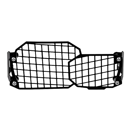 Steel Front Headlight Grille Protector Cover with Mounting Bracket Kit For BMW F650GS F700GS F800GS