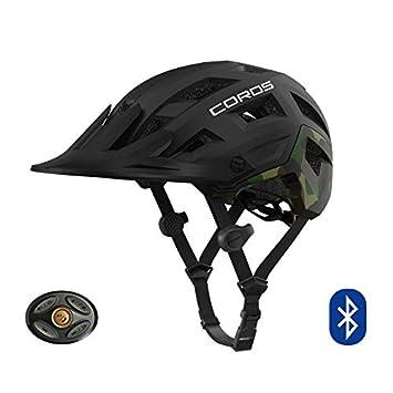 Amazon.com: Coros SafeSound - Casco de ciclismo inteligente ...