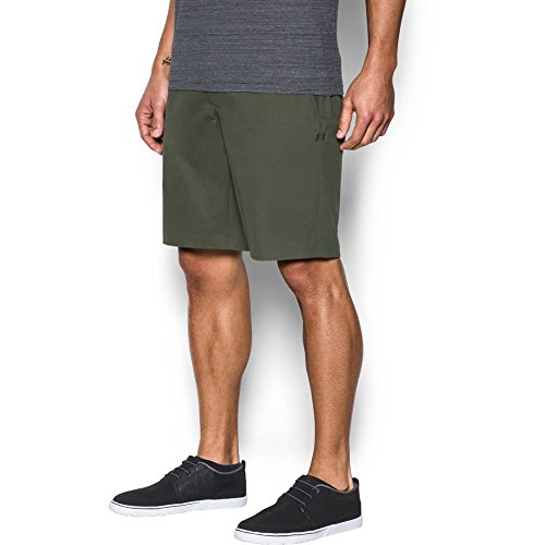 - Under Armour Men's Performance Chino Shorts, Downtown Green (330)/Downtown Green, 36