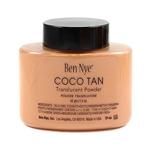 BEN NYE Coco TAN Translucent Face Powder 1.5 Oz.