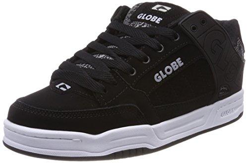 Tilt Globe Chaussures Noir black Skateboard Homme Jacquard De Rouge zqdqnOTfw