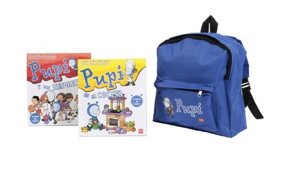 Pack de Pupi con mochila II: Amazon.es: Ediciones SM,: Libros