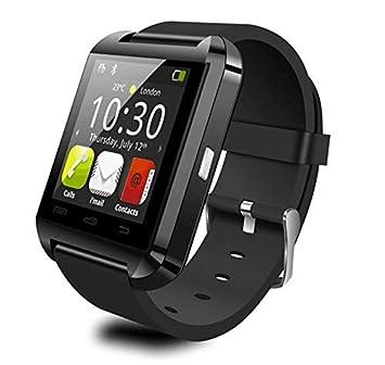 U8 Reloj Inteligente Reloj sincronización notificador Compatible ...