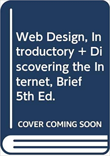 Bundle Web Design Introductory 6th Discovering The Internet Brief 5th Campbell Jennifer T 9780357237939 Amazon Com Books