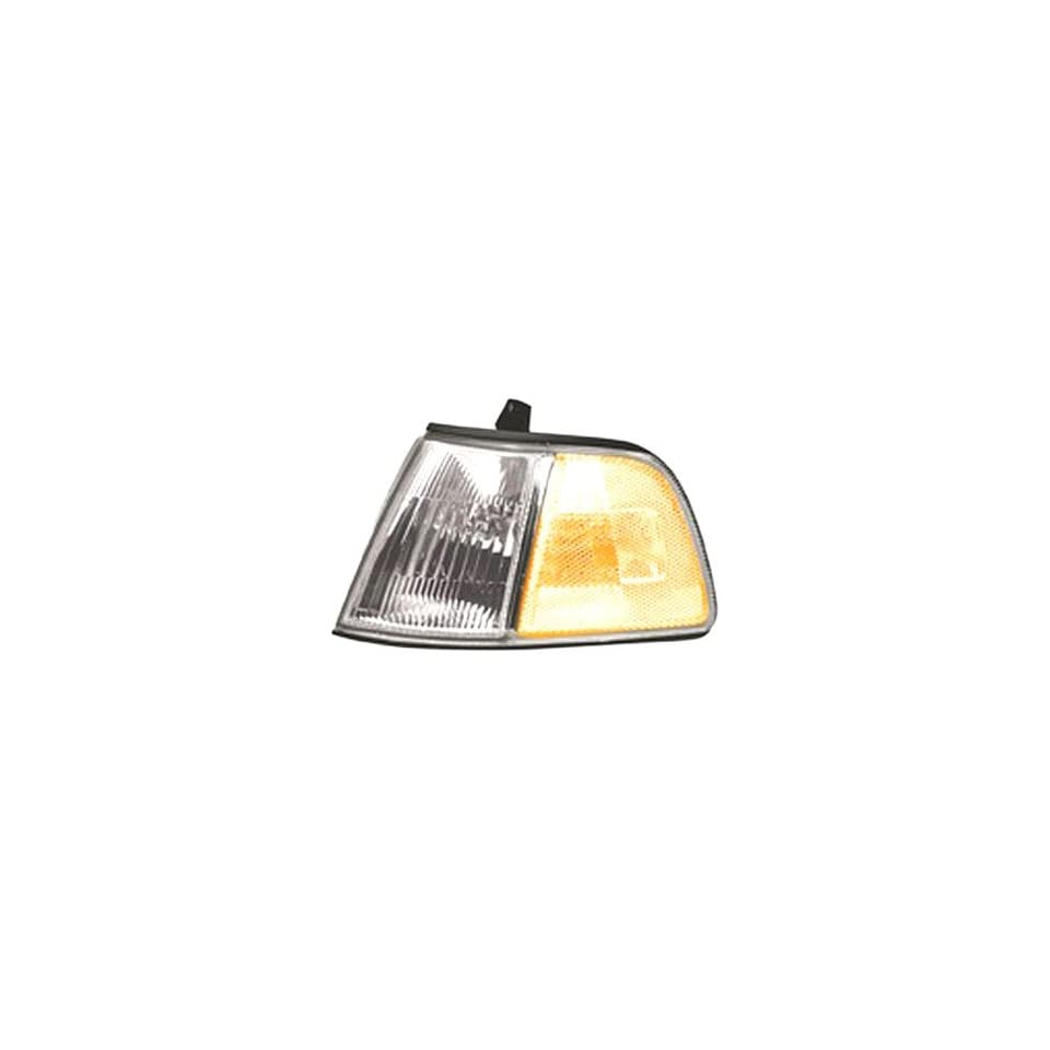 OE Replacement Honda Civic Front Driver Side Marker Light Assembly (Partslink Number HO2550104)