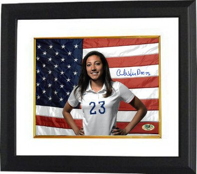 07676853dbf Christen Press Signed Autograph 8x10 Photo Custom Framed at Amazon s Sports  Collectibles Store