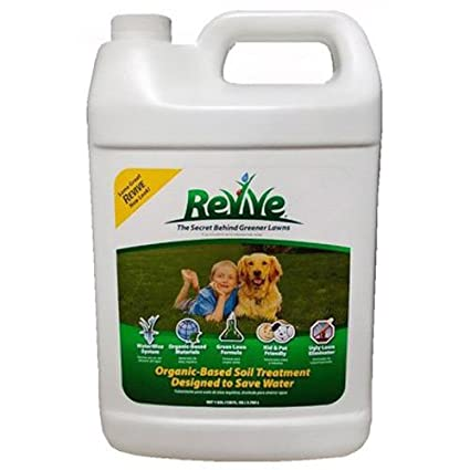 Amazon Com Revive Soil Builder Concentrate 1 Gallon Soil And
