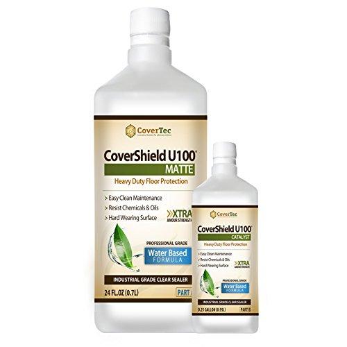 covershield-u100-matte-hard-surface-floor-sealer-clear-natural-look-1-qrt-prof-grade-2-part-kit
