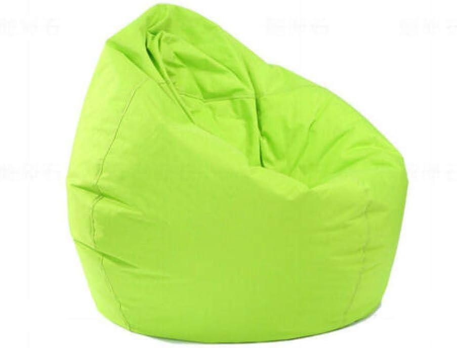 Mom-baby.store Impermeabile Sedia Sacchetto di Fagioli di Stoccaggio Grande Copertura della Sedia di Oxford poltrona sacco per gaming sedia e sedia da giardino Rosso, OneSize Bean Bag