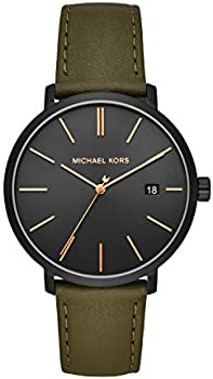 Michael Kors Blake Quartz Black Dial Men's Watch