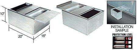 Pass Thru Units (CRL Sliding Deal Tray and Pass-Thru Drawer)