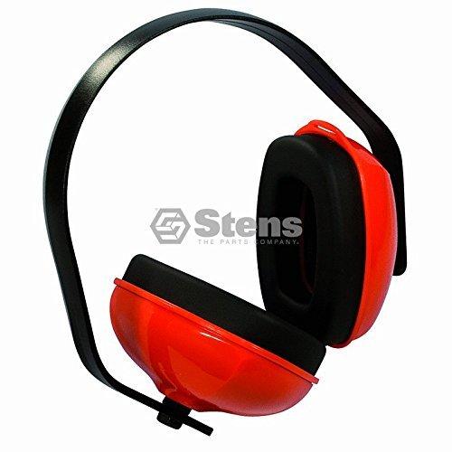 Orange Multi-Position Ear Muff / Nrr25 by Stens - Position Earmuffs