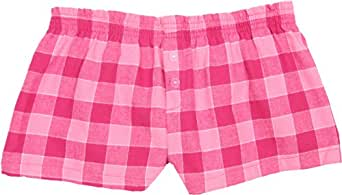 Boxercraft Junior Fit Bitty Boxers - Bubble Gum - S