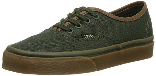 Vans Unisex Authentic (10Oz C&L) Duffel Bag/Gum Skate Shoe 9.5 Men US / 11 Women US