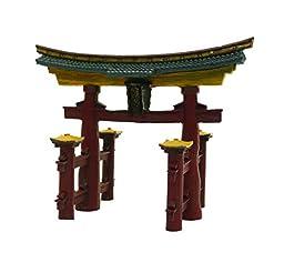 Ble Ornmt Japanese Torii Gate