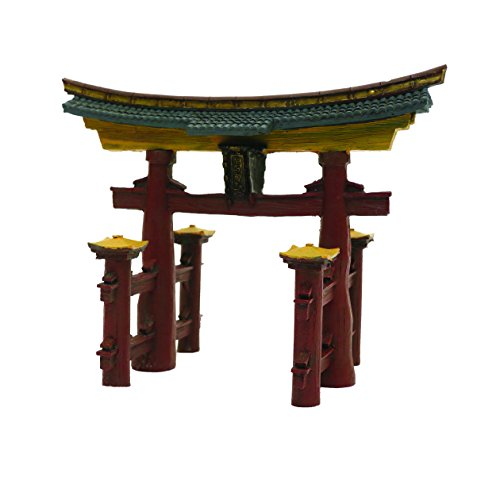 Ble Ornmt Japanese Torii Gate (Ornaments Meaning Chinese)