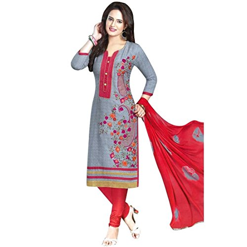 Ready-Made-Beautiful-Cotton-Embroidered-Salwar-Kameez-Suit