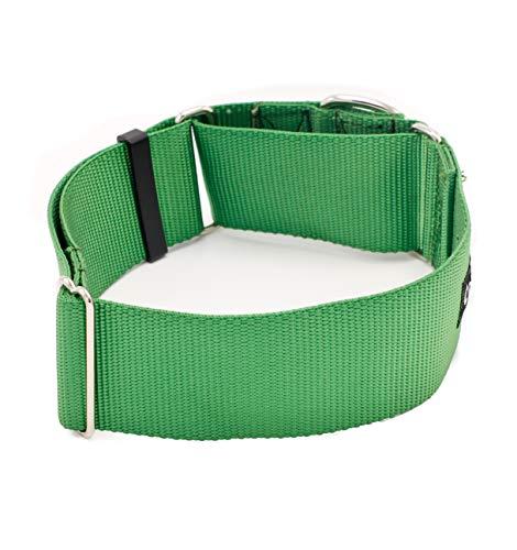 "2 Inch Width Martingale Dog Collars - Heavy Duty Nylon (2"" Width Dog Collars"