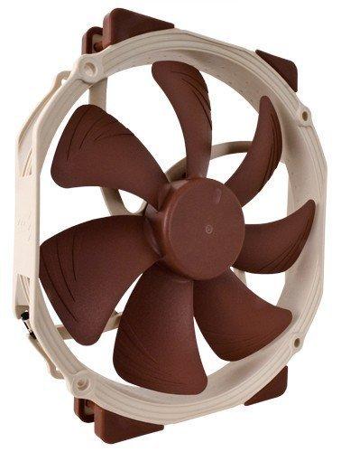 Noctua Nf A15 Pwm 140x150x25mm Round Frame Fan 4 Pin Pwm 1200 900rpm Max 2pk