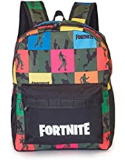 Fortnite Ryggsäck, stor ryggsäck för skola, sport, resor, officiella varor