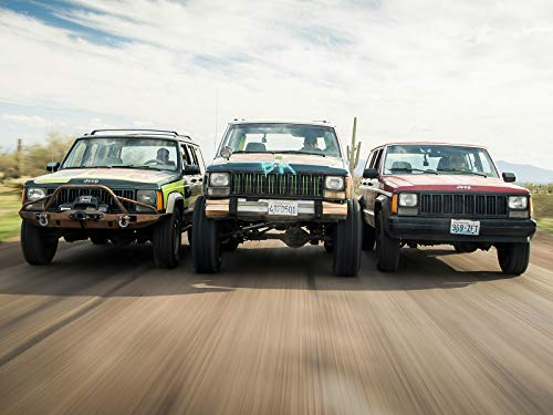 Cheap Jeep Challenge