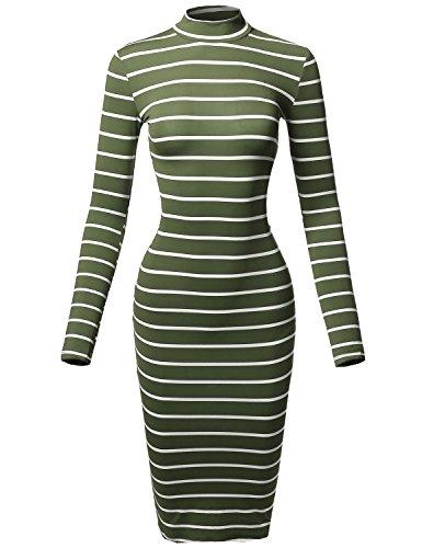 olive dresses - 5