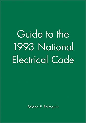 Guide to the 1993 National Electrical Code (Audel Guide to the National Electrical Code)