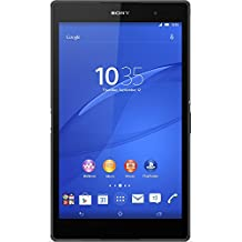 """SONY XPERIA Z3 TABLET COMPACT 32GB BLACK SGP612GB 8.0"""" INCH WI-FI TABLET"""