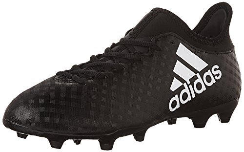 adidas Performance Men's X 16.3 Fg Soccer Shoe (10, Black) ()