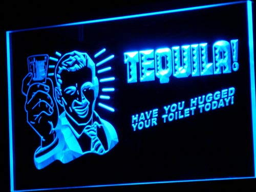 ADVPRO Cartel Luminoso j004-b Tequila Have You Hugged Your ...