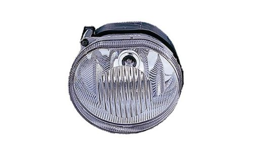 Jeep Liberty Replacement Fog Light Assembly - 1-Pair