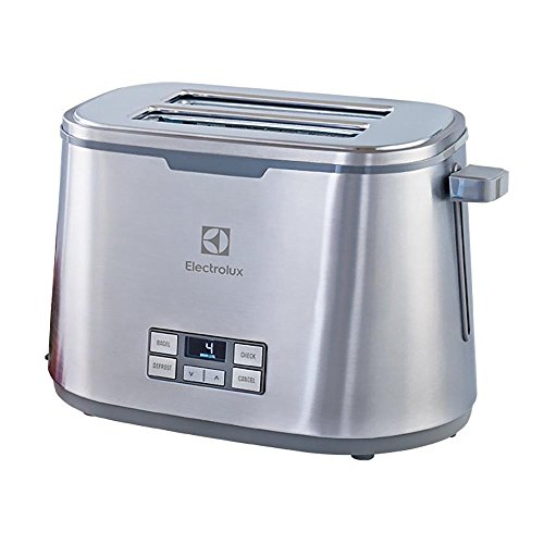 Electrolux ELTT02D8PS Expressionist Toaster, Stainless Steel
