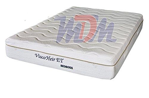 Bed Boss Memory Foam Mattress - All Sizes - Visco Heir ET Model - Best Model (King)