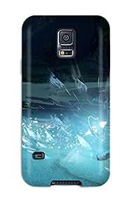 Jonathan Litt's Shop Hot 7467259K55959618 New Galaxy S5 Case Cover Casing(skyforge)
