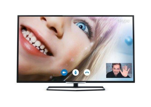 Philips 40PFK5509/12 102 cm (40 Zoll) Fernseher (Full HD, Triple Tuner, Smart TV)