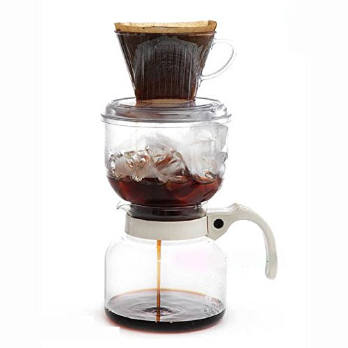 Kalita Cold Brew Dutch Coffee Maker Hand Drip Coffee SET Made Japan Ice&Hot ST-1 by Kalita