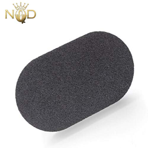 NQD-Strong Decontamination Bath Brush Sponge Tiles Brush Hot Sale Magic Strong Decontamination Bath Brush Kitchen Clean Tools (Black) ()