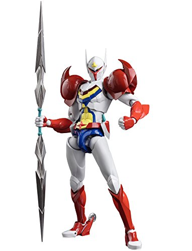 Tatsunoko Heroes Fighting gear knight of the universe Tekkaman non-scale PVC & ABS-painted action figure
